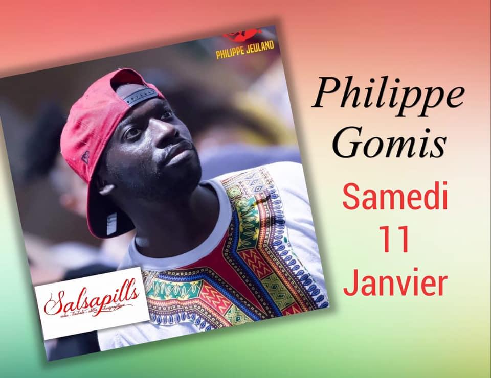 Philippe Gomis