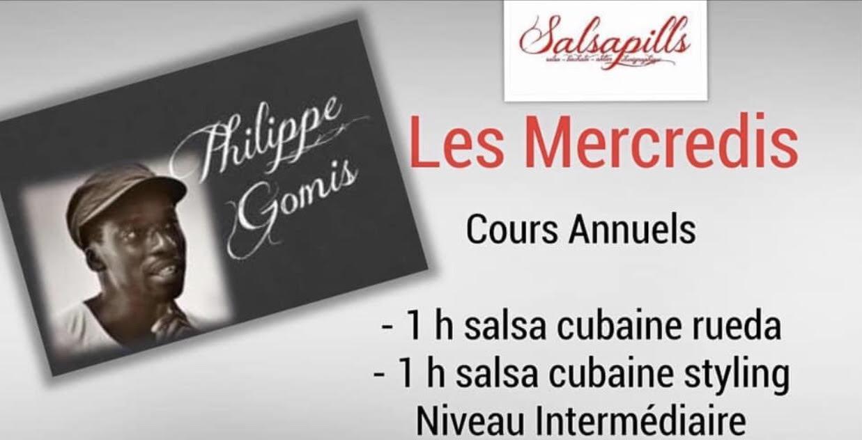 Cours Intermédiaires SALSA by Philippe GOMIS